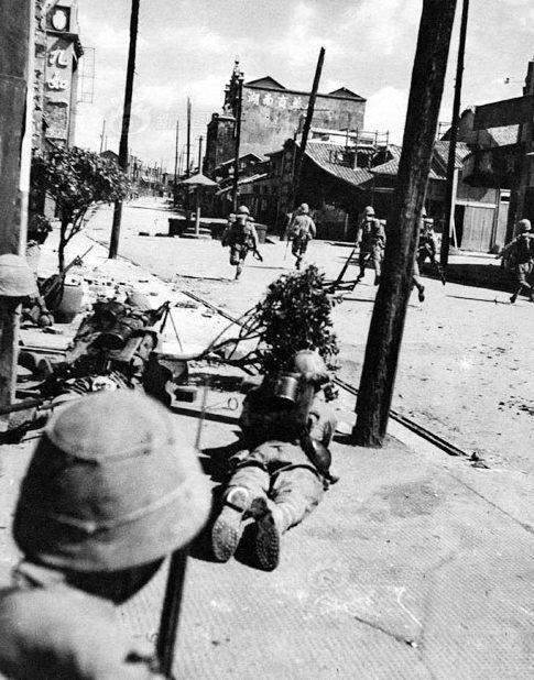 Битва за Чанша. Сентябрь 1939 г.