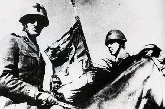 3-й кавалерийский полк «Савойя Кабальерия» на Восточном фронте.
