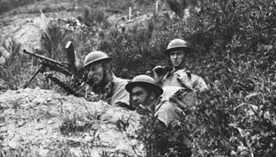 Канадцы в битве за Гонконг. Декабрь 1941 г.
