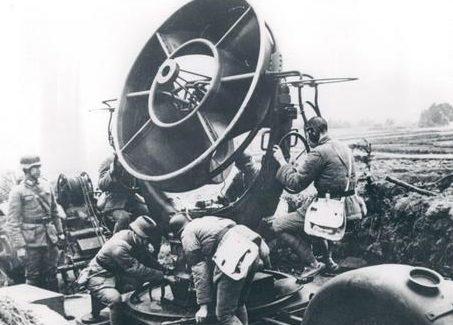 Китайская ПВО. Чунцин, 1942 г.