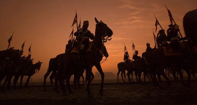 61-й конный полк индийской армии.