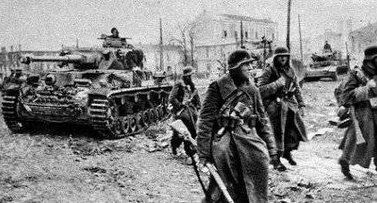 Немцы снова в Житомире. 18 ноября 1943 г.