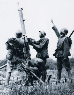 Китайские зенитчики. 1938 г.