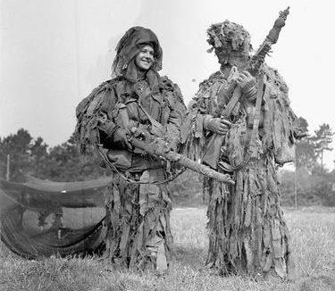 Канадские снайперы. 17 мая 1944 г.