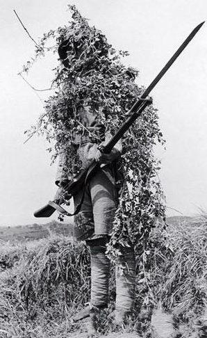 Китайский пехотинец. 1939 г.