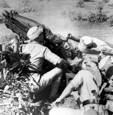 Китайские артиллеристы. 1939 г.