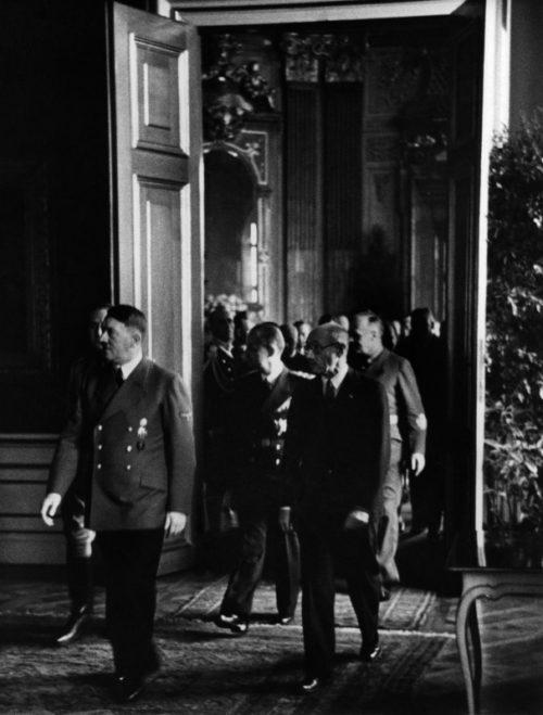 Подписания Венгрией «Тройственного пакта Германии, Италии и Японии» 13 января 1939 г.