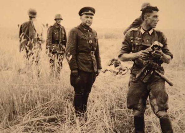 Пленение генерал-майора Закутного Д.Е.