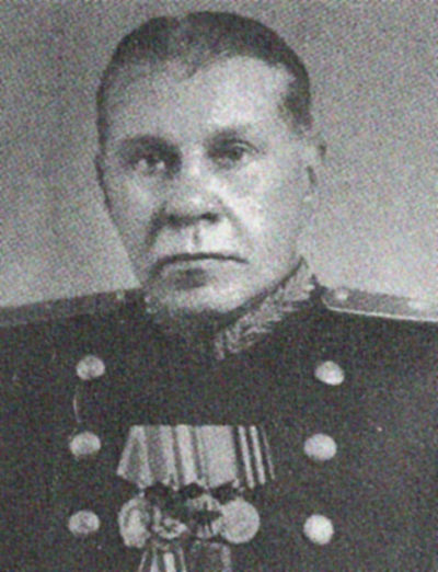 Генерал-майор Алексеев И. И.