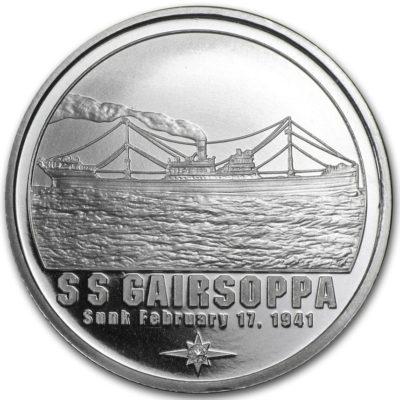 Австралийская монета.