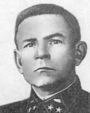 Генерал-майор Гольцев Н.Д.