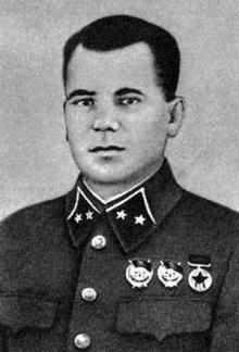 Генерал-майор Огурцов С.Я.
