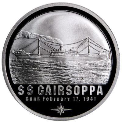 Канадская монета.