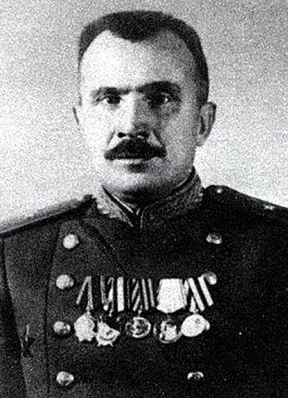 Генерал-майор Сысоев П.В.