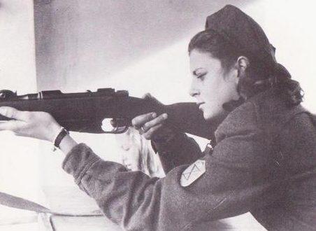Женская фашистская организация. 1939 г.