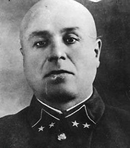 Генерал-майор Алавердов Х. Н.