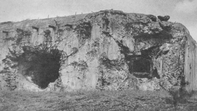 ДОТ «Орел». 1941 г.