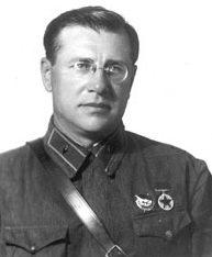 Генерал-майор Данилов. С.Е.