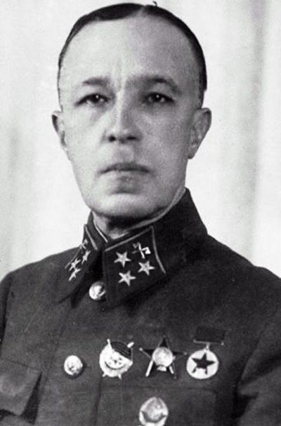 Генерал-лейтенант Карбышев Д.М.