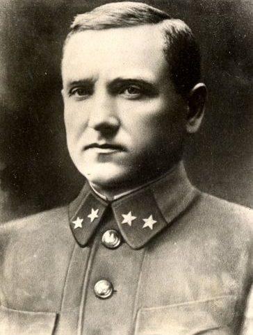 Генерал-майор Никитин И.С.