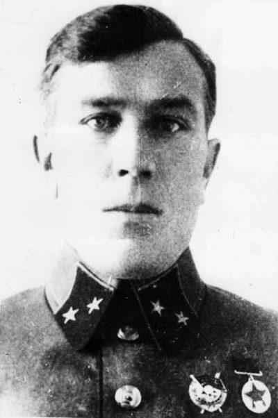 Генерал-майор Прохоров В.И.
