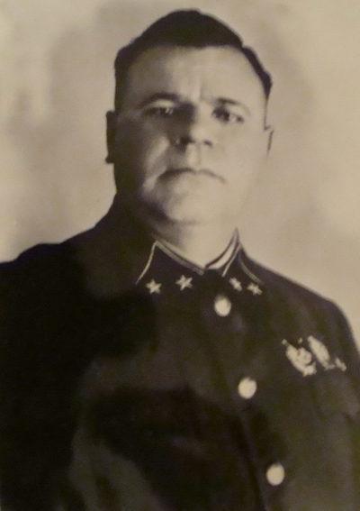 Генерал-майор Ткаченко С.А.
