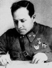 Генерал-майор - Шепетов И.М.