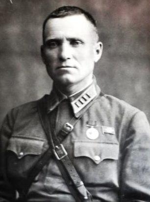 Генерал-майор – Антюфеев И.М.