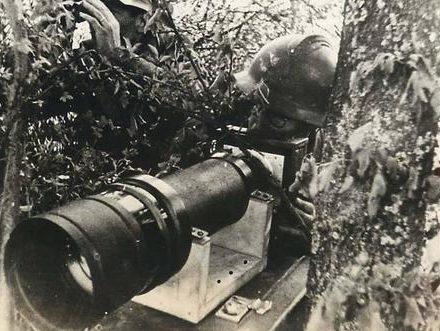 Солдат-фотограф во время Странной войны. Май 1940 г.