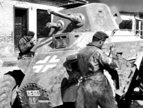Обед экипажа в пути. 1941 г.