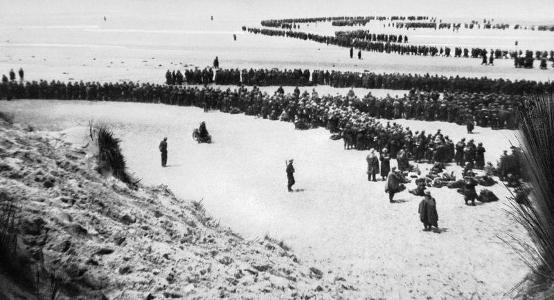 Операция «Динамо». Дюнкерк. Май-июнь 1940 г.