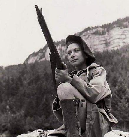 Воин Сопротивления. 1942 г.