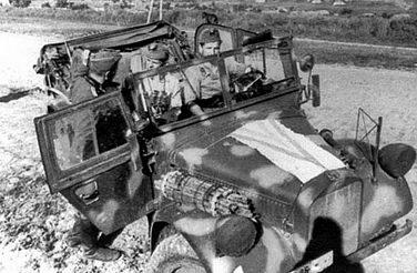 Форсирование реки на Восточном фронте. 1942 г.