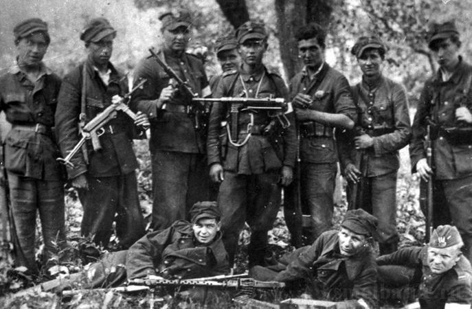 Солдаты Армии Крайовой.