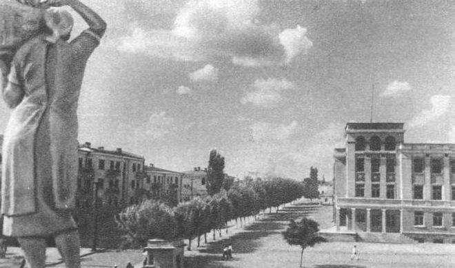 Тирасполь до войны.