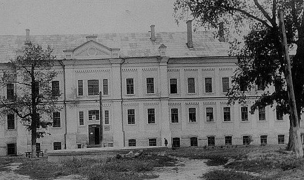 Дом культуры строителей. 1941 г.
