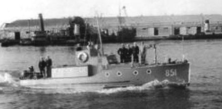 Военно-морская база Туапсе. Октябрь 1941 г.