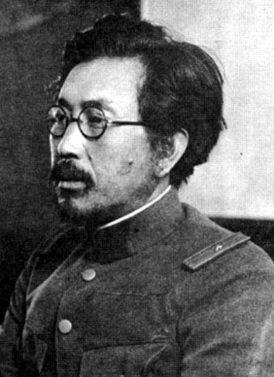 Полковник Сиро Исии.