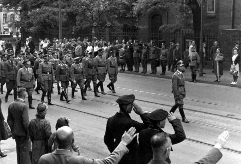 Похороны Гейдриха.