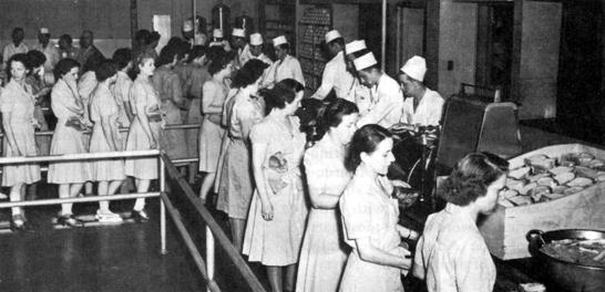 Школа подготовки офицеров WAАC. Форт-Де-Мойн, Айова, 20 июля 1942 г.