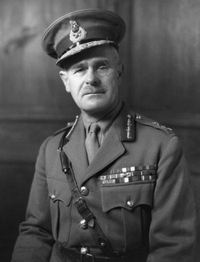 Генерал Арчибальд Вейвелл.