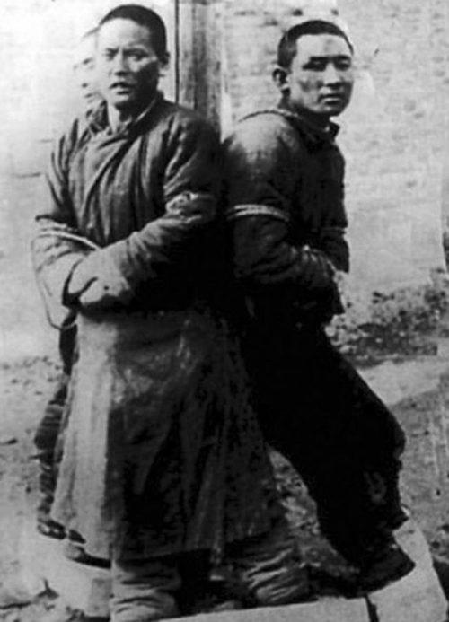 Китайцы-«мишени» для экспериментов в «Отряде 731».