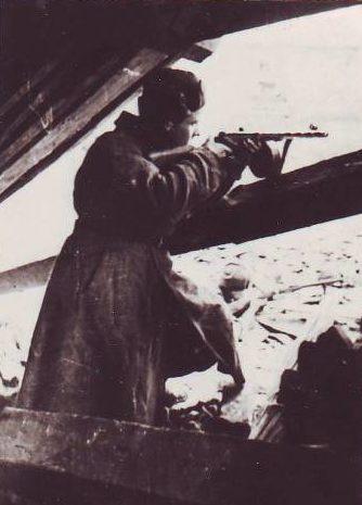Оборона Нальчика. Октябрь 1942 г.