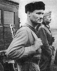 Солдаты РОНА.