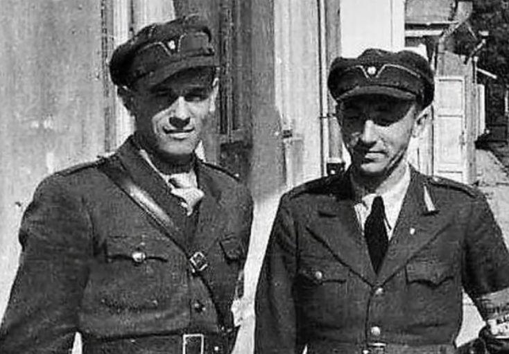 Вспомогательная полиция. 1941 г.
