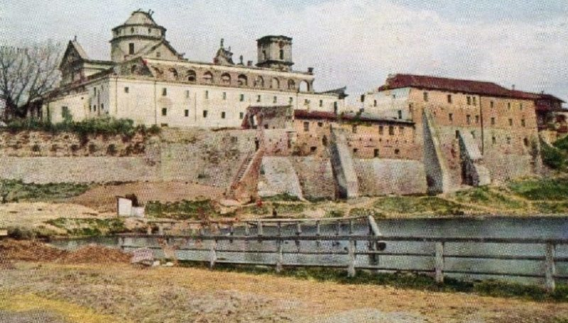 Кармелитский монастырь. 1942 г.