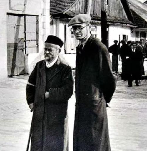 Ровенское гетто. 1941 г.