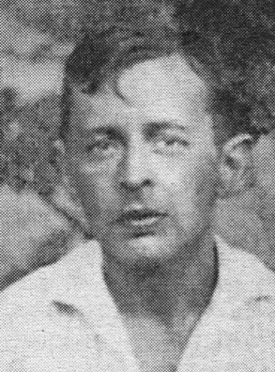 Каминский Б.В. в 1930-х годах.