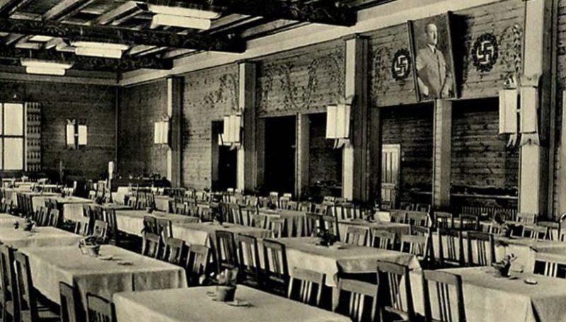 Казино (ресторан). 1943 г.