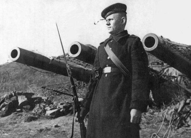 Бронебашня №1. 1943 г.